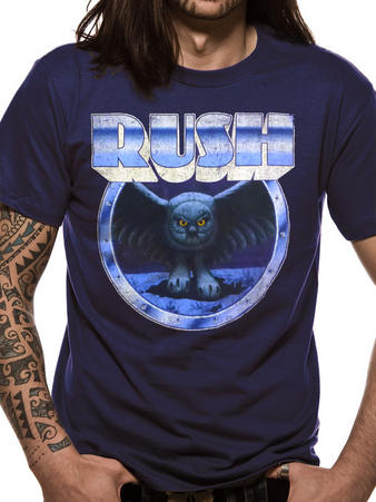 Rush (Fly By Night Vignette) T-shirt Preview