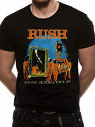 Rush (Moving Pictures Tour) T-shirt