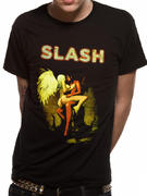 Slash (Angel with Logo) T-shirt