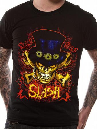 Slash (Crossbones) T-shirt Preview