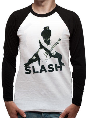 Slash (Snowblind Raglan) T-shirt Preview
