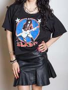 Slash (Stars Illuminous Print Boxy) T-shirt Thumbnail 2