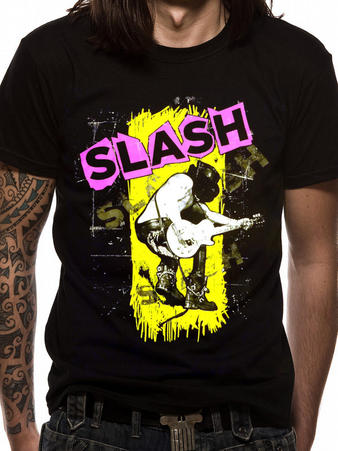 Slash (Trashed) T-shirt Preview