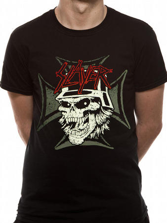 Slayer (Graphic Skull) T-shirt Preview