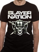 Slayer (Slayer Nation) T-shirt