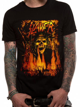 Slayer (Wehrmacht) T-shirt Preview