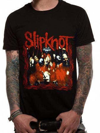 Slipknot (Band Frame) T-shirt Preview