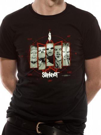 Slipknot (Paul Grey) T-shirt Preview