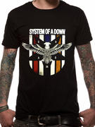 System Of A Down (Eagle Colours) T-shirt