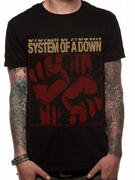 System Of A Down (Fistacuff) T-shirt