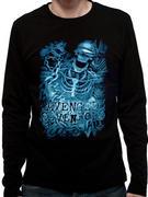 Avenged Sevenfold (Chained Skeleto Long Sleeve) T-shirt
