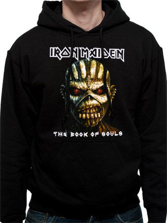 Iron Maiden (Book Of Souls) Hoodie Preview