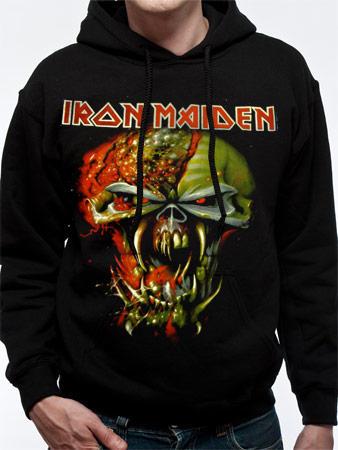 Iron Maiden (FF Eddie VTG) Hoodie Preview