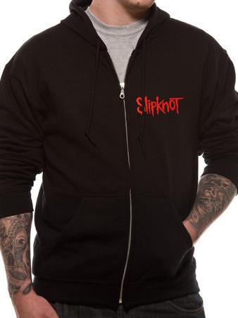 Slipknot (Skull Teeth) Hoodie Preview