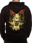 Slipknot (Skull Teeth) Hoodie Thumbnail 2
