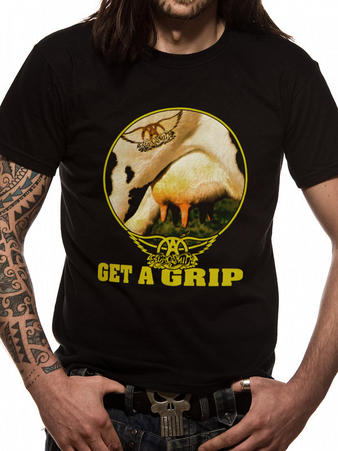 Aerosmith (Get A Grip) T-shirt Preview