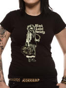 Black Label Society (Death) Skinny T-shirt