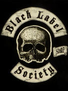 Black Label Society (Death) Skinny T-shirt Thumbnail 2