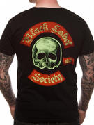 Black Label Society (Destroy & Conquer) T-shirt Thumbnail 2