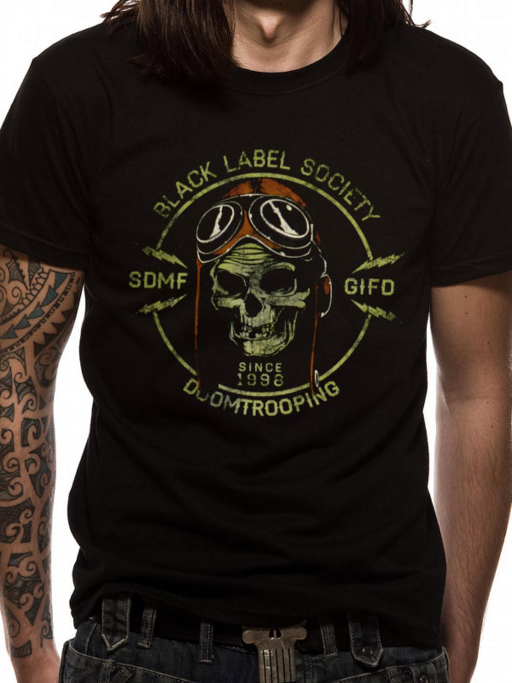 Where To Buy Black Label Society Shirts 10