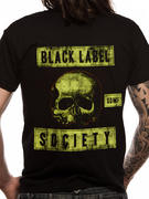 Black Label Society (Doom Trooper) T-shirt Thumbnail 2