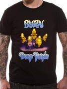 Deep Purple (Burn) T-shirt