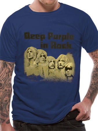 Deep Purple (In Rock) T-shirt Preview