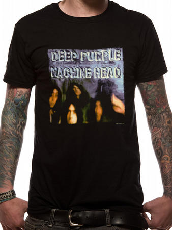 Deep Purple (Machine Head) T-shirt Preview