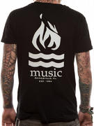 Hot Water Music (Traditional) T-shirt Thumbnail 2