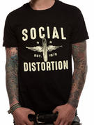 Social Distortion (Winged Wheel) T-shirt