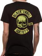 Black Label Society (Hell Riding Hot Rod) T-shirt Thumbnail 2