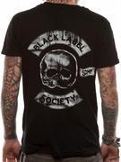 Black Label Society (Merciless forever) T-shirt Thumbnail 2