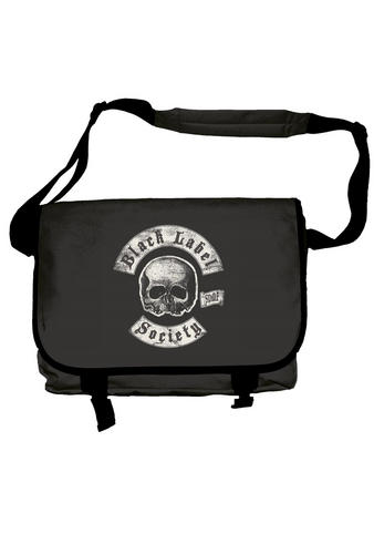 Black Label Society (Death) Messenger Bag Preview