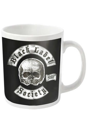 Black Label Society (Death) Mug Preview