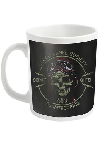 Black Label society (Doom Trooper) Mug Preview
