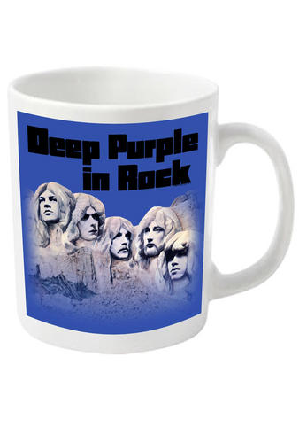 Deep Purple (In Rock) Mug Preview