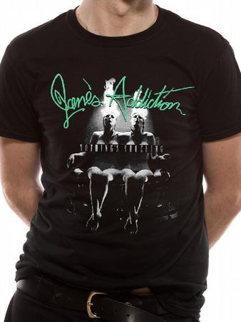 Jane's Addiction (Nothing Shocking) T-shirt Preview