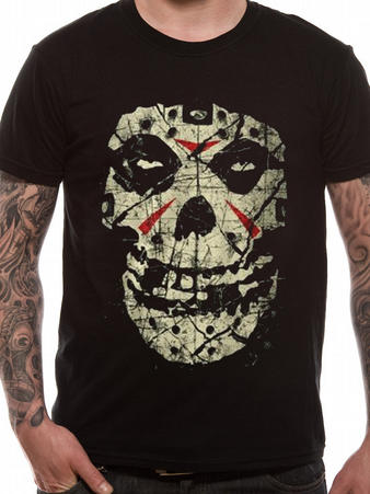 Misfits (Friday Skull) T-shirt Preview