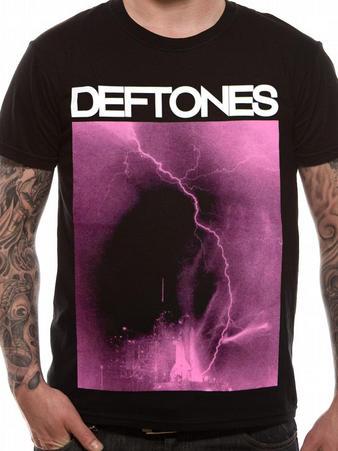 Deftones (Lightning) T-shirt Preview