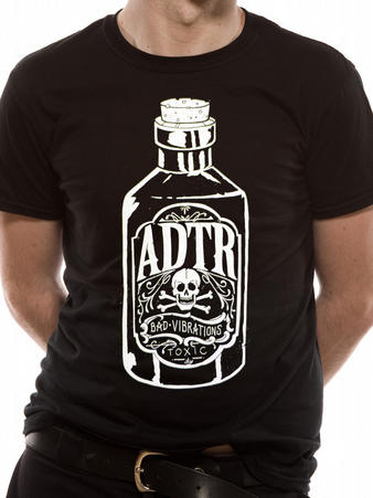 A Day To Remember (Toxic) T-shirt Preview