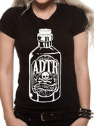 A Day To Remember (Toxic) Fitted T-shirt