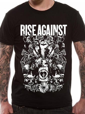 Rise Against (Protest) T-shirt Preview