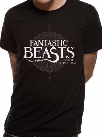 Fantastic Beasts (Symbol Logo) T-shirt Preview