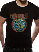 Foo Fighters (Globe) T-shirt