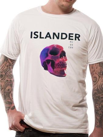 Islander (Album Cover) T-shirt Preview
