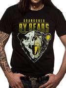 Abandones By Bears (Skull) T-shirt