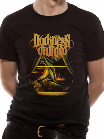 Darkness Divided (Window) T-shirt Preview