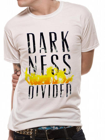 Darkness divided (Fire) T-shirt Preview