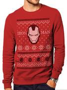 Avengers (Iron Man Fair Isle) Crewneck
