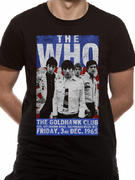The Who (Goldhawk) T-shirt